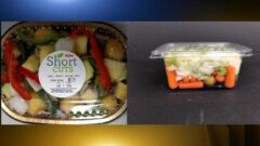 Recalled Hy-Vee products