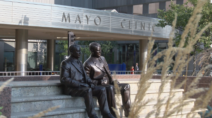 Mayo Clinic in Rochester
