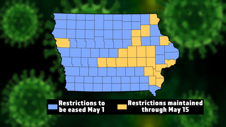 Gov Reynolds Loosening Business Restrictions For Counties With