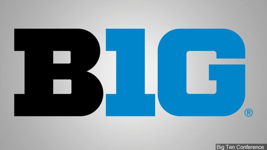 Big Ten Logo