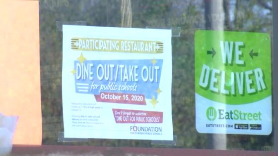 Dine Out/Take Out fundraiser
