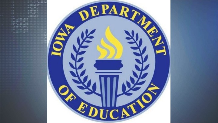 Iowa Department of Education Web