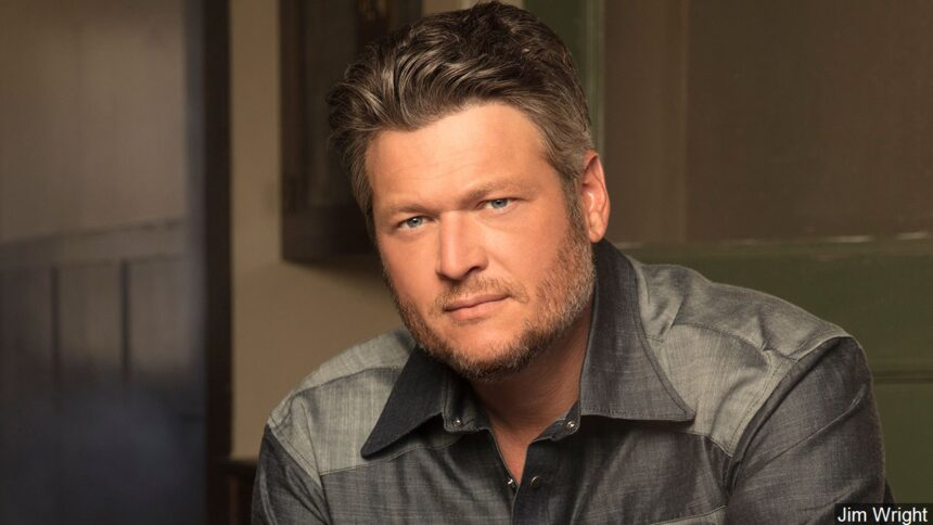 Iowa State Fair announces country star Blake Shelton will take the Grandstand in August