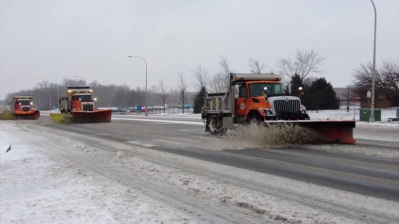 WATCH OUT: Iowa DOT plows seeing increase in plows hit by public