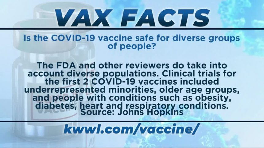 VAX FACTS April 21