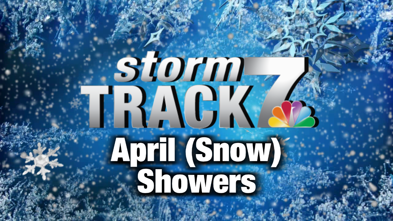 A look back at the snowiest Aprils