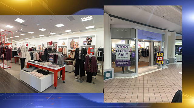 Final Days For Roz Ali Motherhood Maternity At Miller Hill Mall