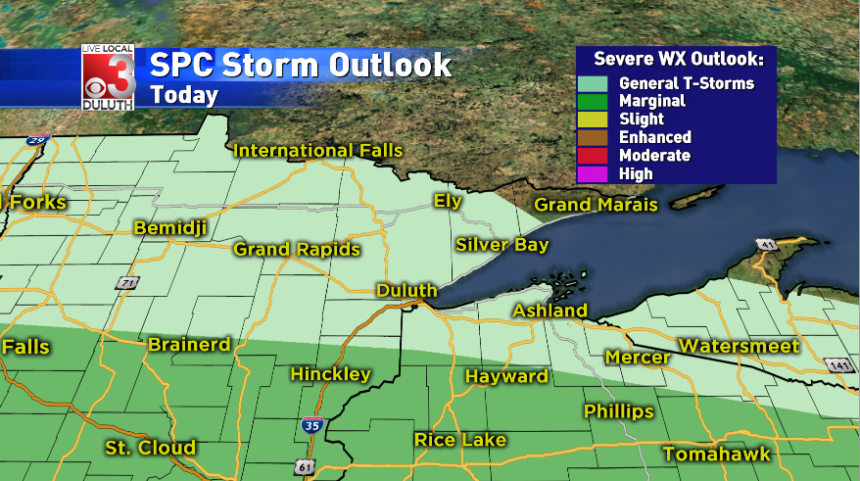 6-2 Storm Outlook Early AM