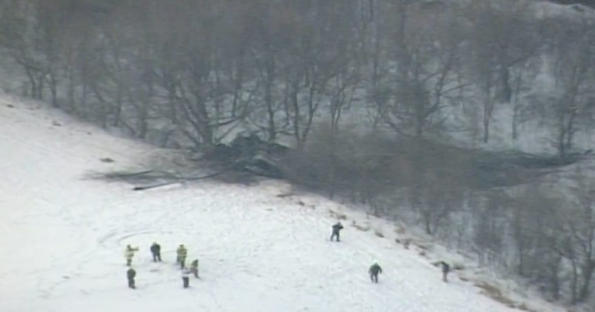 BREAKING: Army National Guard Black Hawk helicopter crashes in Minnesota - WKOW