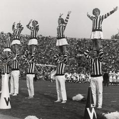 Badger football woven into Rose Bowl history