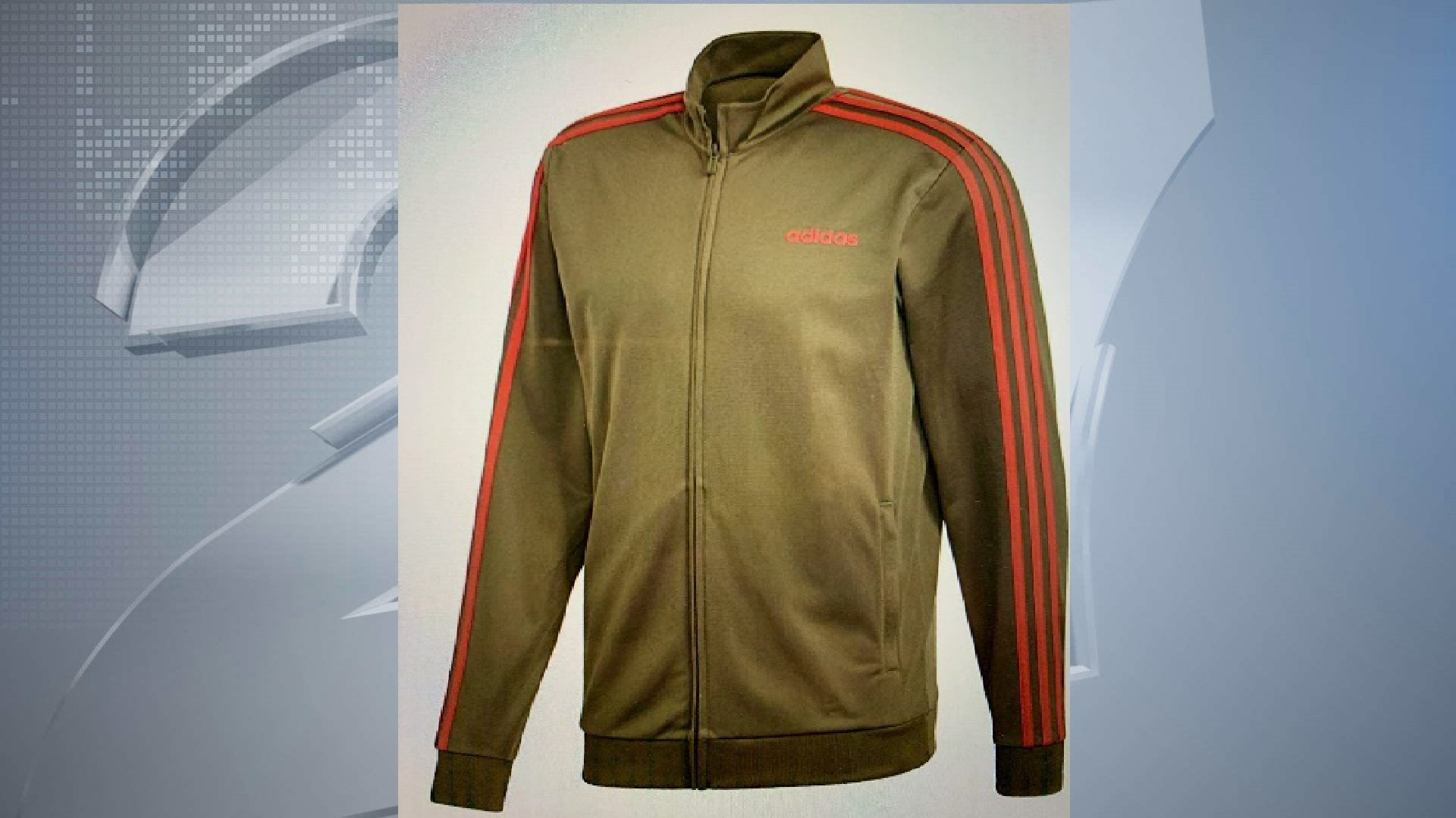 Jacket similar to one worn by a jogger would could have been a witness the day Nicholas Day was killed near Blue Mounds.