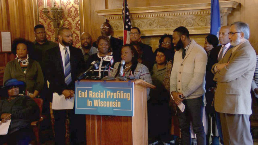 Proposed bill takes aim at racial profiling in Wisconsin