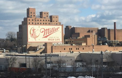 The Molson Coors campus was quiet Thursday, a day after five workers were shot by a co-worker who then killed himself. WKOW photo