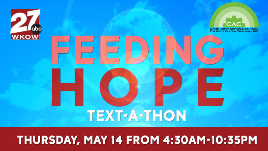 Feeding Hope Text-a-thon