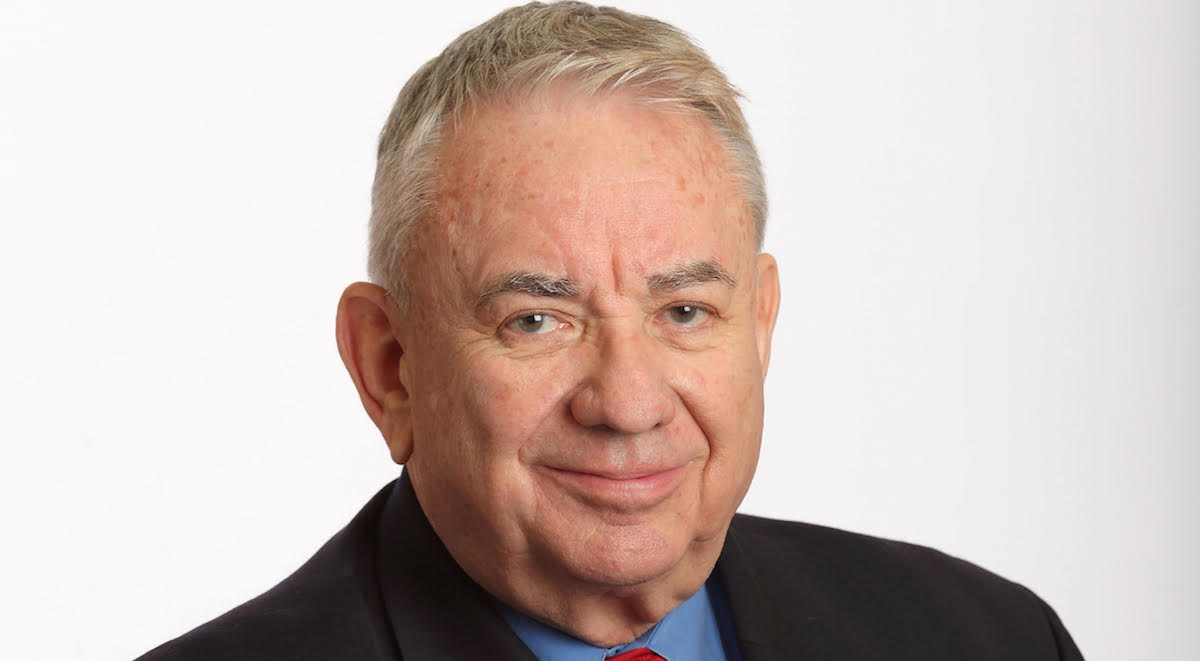 Tommy Thompson, former governor of Wisconsin.
