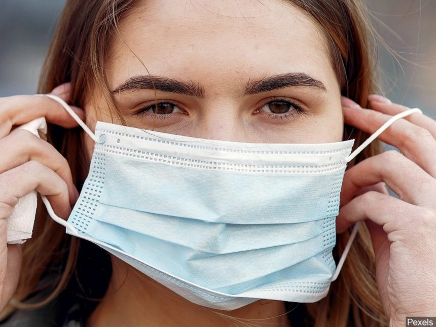 Health officials say wearing a mask is an effective way to prevent you from giving COVID-19 to others.