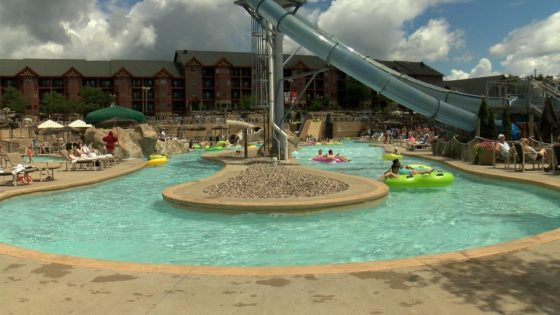 Wilderness Resort waterpark