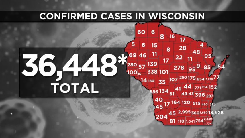 7-12 WI Confirmed Cases