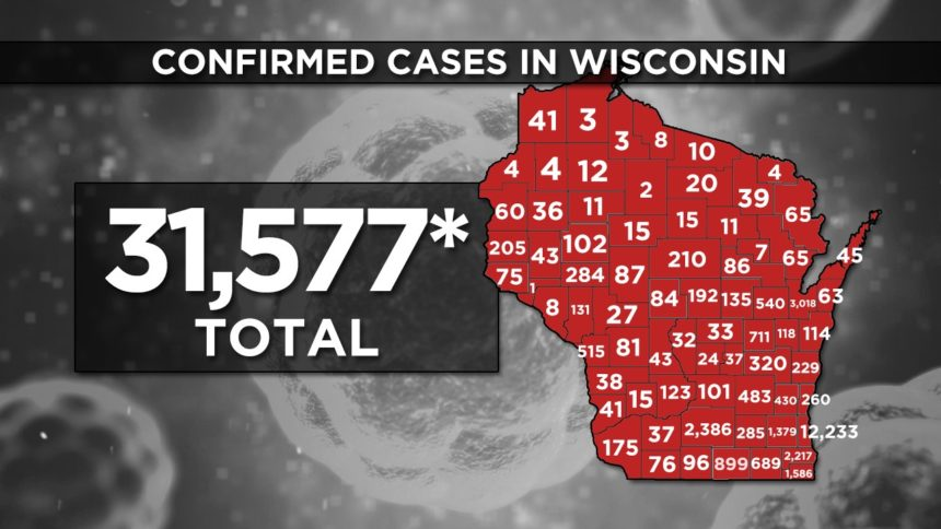 7-5 WI Confirmed Cases