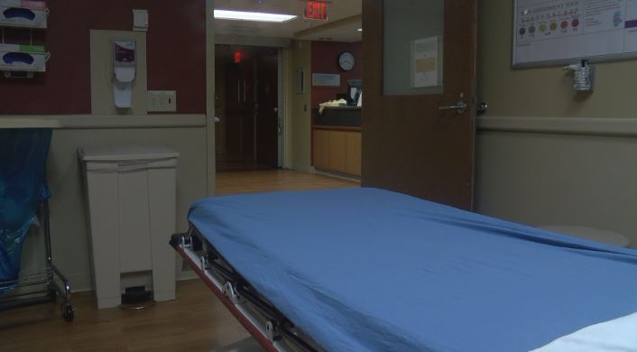 Safety measures taken during pandemic inside Madison emergency department