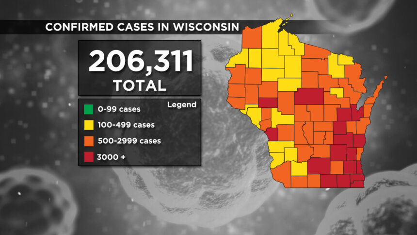 10-27 WI Confirmed Cases Color Coded 206311