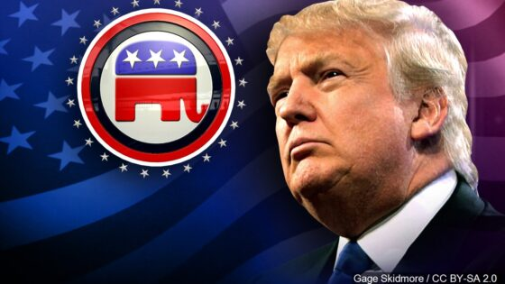 In October, the head of the Wisconsin Republican Party says hackers stole $2.3 million from the party's account that was being used to help reelect President Donald Trump in the key battleground state.