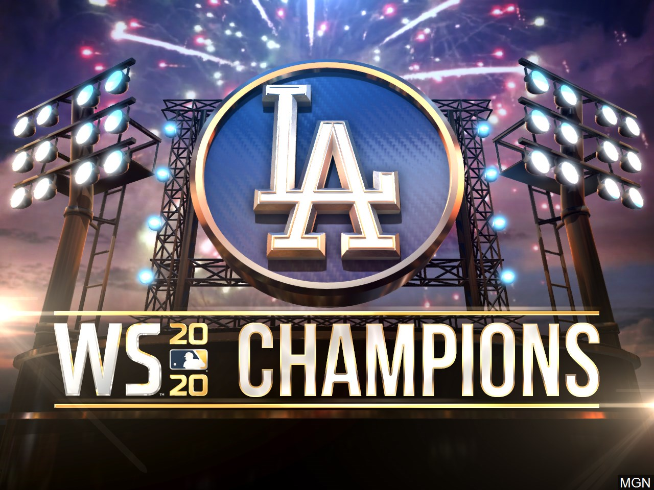 The Latest  Dodgers Win Title  Turner Tests Positive For