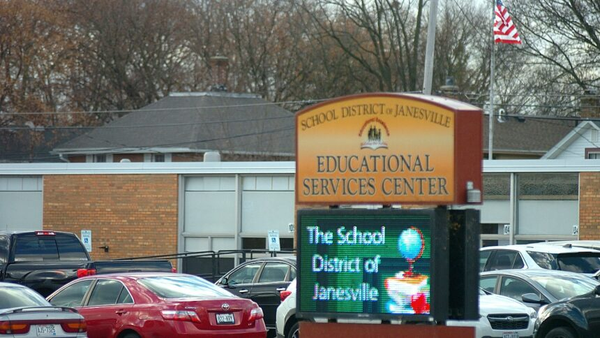 School District of Janesville Educational Services Center.