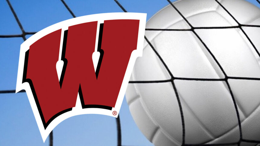 Badgers-Volleyball