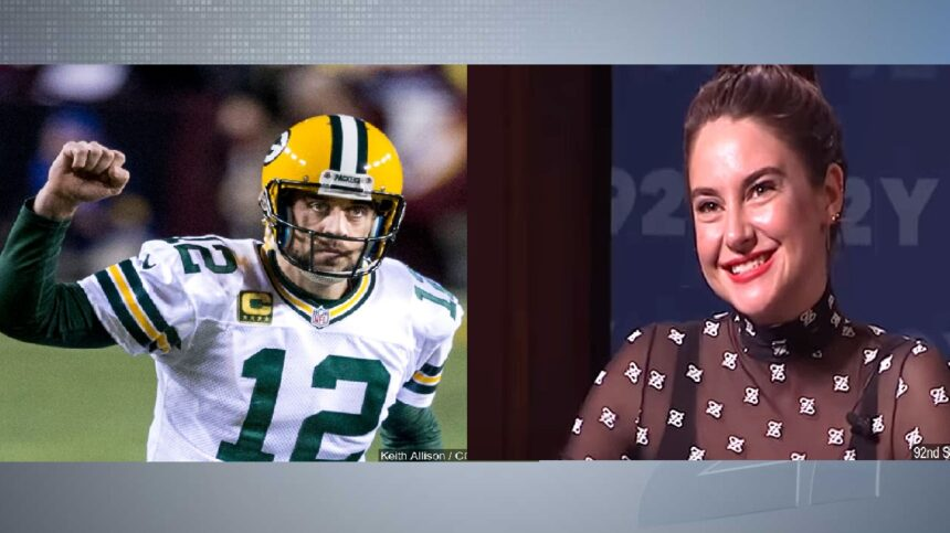 Aaron Rodgers Engaged