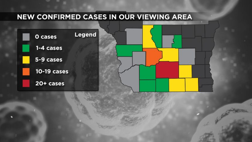 4-1 Viewing Area New Cases