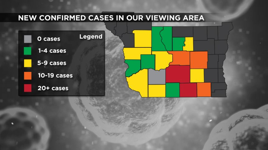 4-2 Viewing Area New Cases