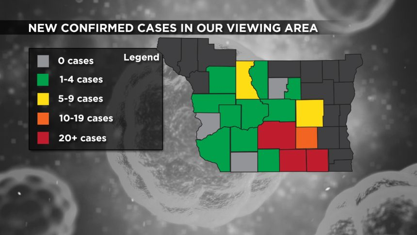 5-4 Viewing Area New Cases
