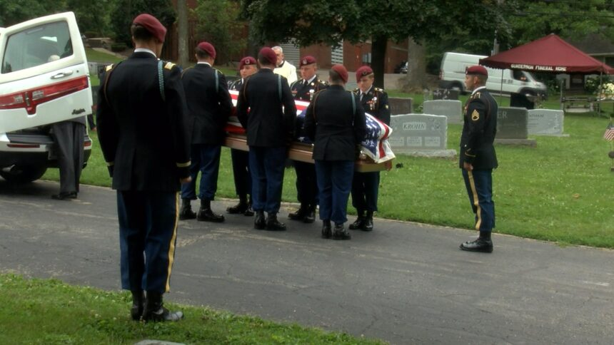 Decorated WW II and Korean War Veteran Laid to Rest