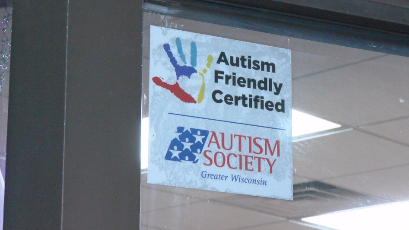 Rhinelander art studio recognized as first autism friendly business in Central Wisconsin