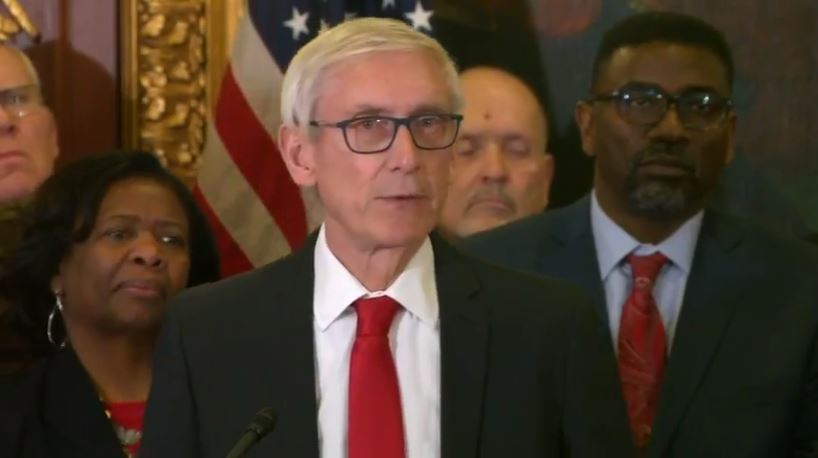 Governor Tony Evers education special session.