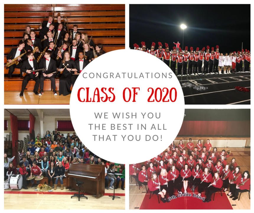 Medford Band Class of 2020