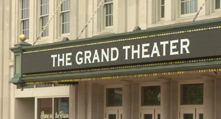 THE GRAND THEATER