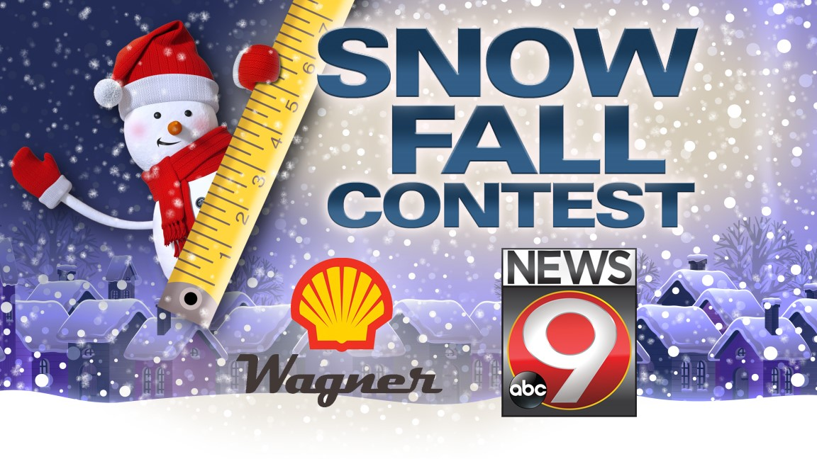 WAOW Snowfall Contest