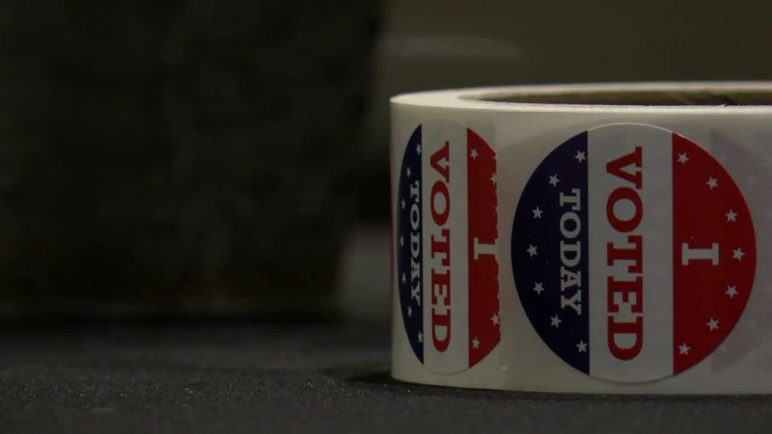 voted stickers